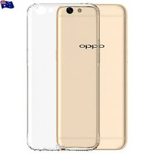 for OPPO A57 Thin Slim Soft Crystal Clear Transparent GEL TPU Case Cover