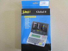 Vintage Lingo Global 8 Language Translator
