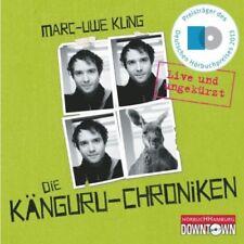 Die Känguru-Chroniken / Känguru Chroniken Bd.1 (4 Audio-CDs) (Hörbuch) NEU