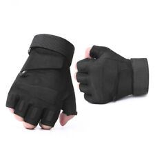 Military Tactical Gloves Half Finger Fingerless Gloves Cycling Motorcycle Gloves