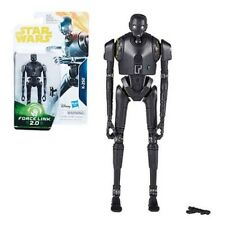 """Star Wars Force Link 2.0 Rogue One K2SO K2S0 Droid  3.75"""" figure MINT on Card"""