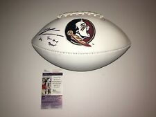 Derwin James Signed Auto Florida State SeminolesFootball Fear The Spear JSA COA!