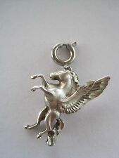 BRACELET CHARM Pegasus Sterling Silver