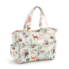 Craft Bag - Woodland - Matt PVC - HobbyGift - MRB285