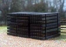 Osborn Models N Gauge    BUNDLE of RailRoad TIES   Set of 6 NEW Kit Item RRA3095
