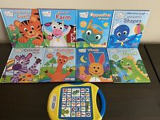 Baby Einstein: My First Smart Pad: Activity Pad and 8 Book Set