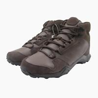 Adidas Terrex AX3 Mid Leather Outdoor Hiking Boots Mens UK 9 EE9440 BNIB New