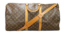 Leather Shoulder Strap for Louis Vuitton Keepall Bandouliere Duffle Travel LV