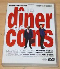 Le dîner de cons - DVD - Thierry Lhermitte / Jacques Villeret