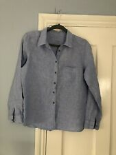 Ladies Marks And Spencer Shirt Size 8