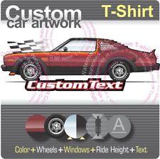 Custom T-shirt 1976 77 78 1978-80 Dodge Aspen R/T Plymouth Volare Super Coupe SE