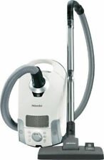 Miele 10797650 3.5L Corded Cylinder Vacuum Cleaner - Lotus White