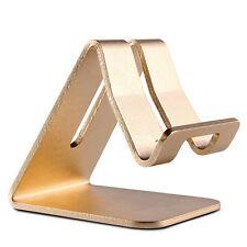 Support Téléphone Bureau - Aluminium - Samsung, iPhone, iPad - Or