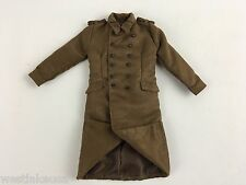 WWII 1940 French Infantryman Trench Coat 1/6th Scale Action Figure by CalTek