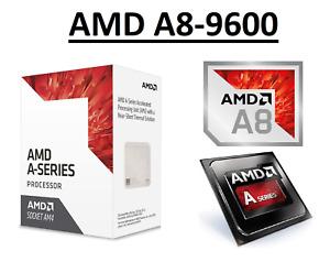AMD A8-9600 Quad Core Processor 3.1 - 3.4 GHz, Socket AM4, 65W CPU