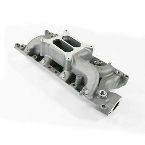 Ford Small Block SBF Dual Plane Air Gap Aluminum Intake Manifold 289 302 347 5.0