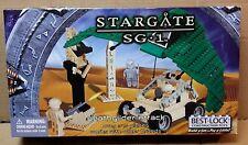 Stargate SG-1 Best-Lock Construction Toy Death glider Attack 375+ pieces