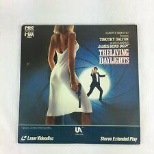 Laser Disc:James Bond 007:The Living Day Light