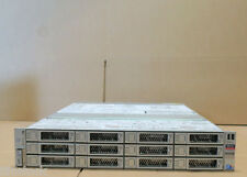 Oracle Sun Sun Fire X4270 M2 Xeon E5620 Quad Core 2.40GHz 16 GB 12 x 2TB Server