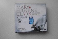 Mary Higgins Clark :Schlafe für immer, Thriller, 6 Cds, Hörbuch