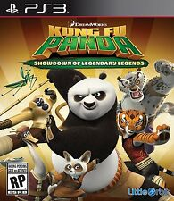 *NEW* Kung Fu Panda: Showdown of Legendary Legends - PS3