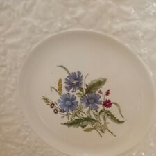 "Royal Cauldon Bristol Ironstone WOODSTOCK ""Cornflowers"" Luncheon Plate EXCELLENT"