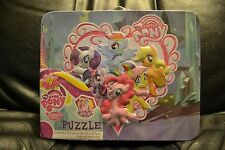 My Little Pony Friendship is Magic 47 pc. Puzzle in Tin Lunchbox - NEW