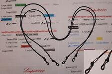 2 cordons de haute qualité pour divers lunettes en fil imitation cuir