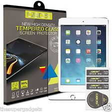 GBOS® 100% Genuine Tempered Glass Screen Protector For Apple iPad Air 1 & Air 2