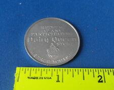 Medal - Vintage Dairy Queen - We treat you right