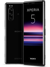 Sony Xperia 5 DualSim schwarz 128GB LTE Android Smartphone 6,1