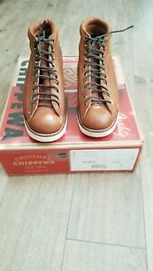 Chippewa Bridgeman Copper Caprice Roofer Boots 10EE