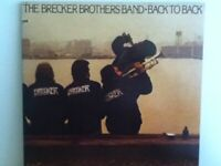 THE  BRECKER  BROTHERS  BAND          LP       BACK  TO  BACK