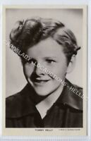 (Ld1032-462) RP, Actor Tommy Kelly, Unused VG-EX