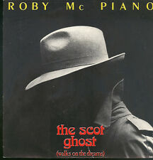 "2176ROBY MC PIANO - THE SCOT GHOST 7"""