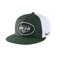 NIKE NFL NEW YORK JETS Laser Pulse True Hat Adult Snapback Cap Green Adjustable