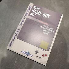 Gameboy Welt Sammler Buch Guide Metroid Kirby Zelda Mario Land Pokemon Wario