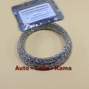 Exhaust Gasket, Seal For Exhaust System, Assembly Paste Set