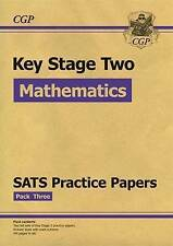 KS2 Maths SATS Practice Papers: Pack 3 (Updated for the 2017 Tests and...
