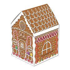 Navidad Pan de jengibre casa Willy Wonka Candy Fiesta De Cumpleaños Mesa De Centro!