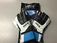 Mitre Anza Academy Flat Palm Goal Keeper Gloves Size 8