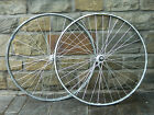 Vintage Shimano Dura-Ace Hyperglide 8 speed wheelset Fir & Mavic clincher HB7400