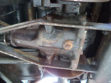 TVR 350I TVR WEDGE REAR DIFFERENTIAL 3.54 RATIO REAR DIFF