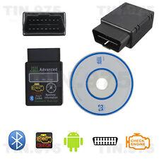ELM327 Vehicle HH ODB ODB2 Advanced Bluetooth Car Auto Diagnostic Scanner Tool