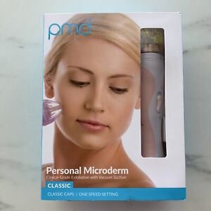 NEW PMD Personal Microderm Pro At-Home Microdermabrasion Machine Kit for Face