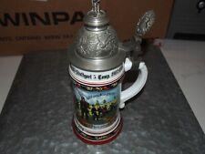 Authentic German Regimental Beer Stein 1902 - 1904