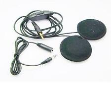 Moto Casco Altavoces Auriculares 3.5mm Control De Volumen. Cable Largo. vendedor del Reino Unido
