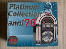 PLATINUM COLLECTION ANNI 70 (CAMALEONTI, MARCELLA BELLA, DIK DIK)-4 CD SIGILLATO
