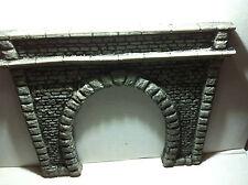 portale tunnel  per diorami e plastici ferroviari ART. P 17