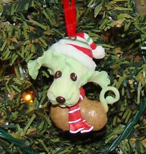 Endive Potato Dog  (Home Grown by Enesco, 4015611) Christmas Ornament